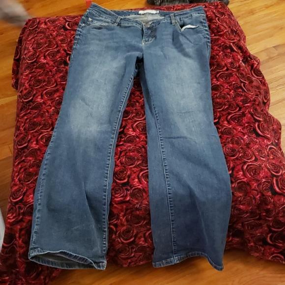 Torrid 16r boot cut jeans